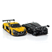 1:43 NOREV 517690 & 517691 RENAULT R.S. 01 2015 (exemplaires de production)