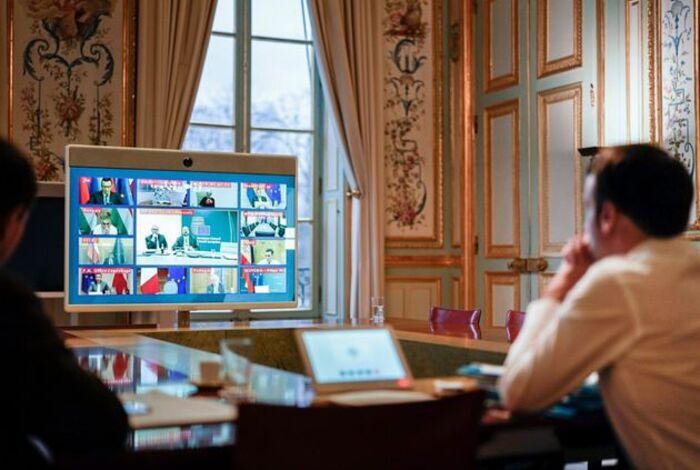 Quand le coronavirus permet de détecter Macron positif au virus populiste... l'hypocrite a parlé...