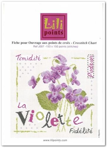 La Violette de Lilipoints