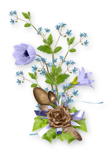 Ornements Floraux Série 23