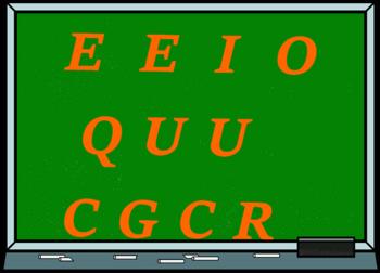 Coquecigrue (Jeu de lettres n°42)