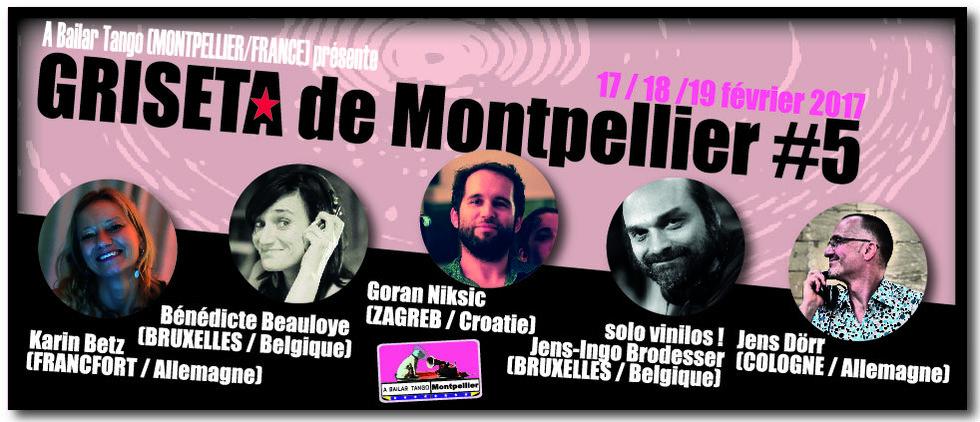 """★ Ce vendr. 27/01 DJ GERALD à La PITUCA / """"GRISETA #5"""" ★"""