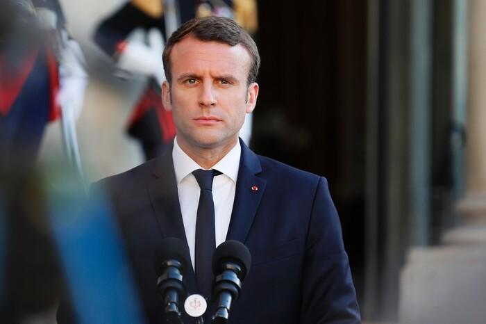 Accuser la Chine d'avoir créé  le virus : la dernière tentative  de Macron pour enfumer  le peuple ?