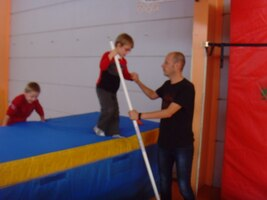 sport avec Laurent
