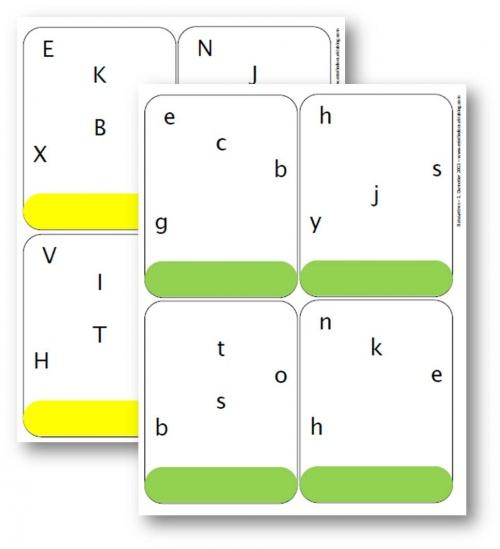 ms gs cp aide e apprentissage des lettres de l alphabet jeu quot batalettres quot les docs d