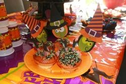 Recette pour une fête d'Halloween