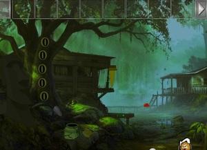 Jouer à Statue dark forest escape