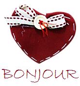 Cœurs St Valentin ! Vos broderies ...