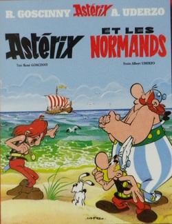 Astérix - Album 9 : Astérix et les normands