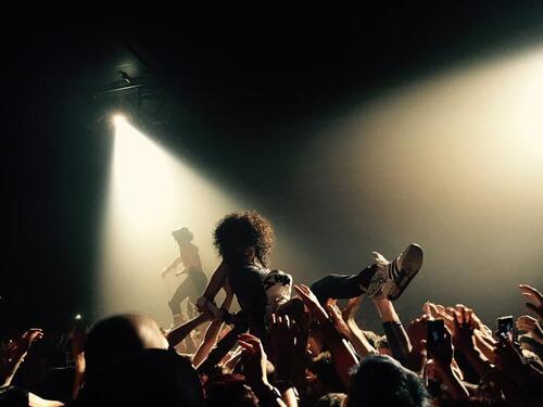 Le concert de Shaka Ponk au Zénith de Montpellier ! [10/04/2015]