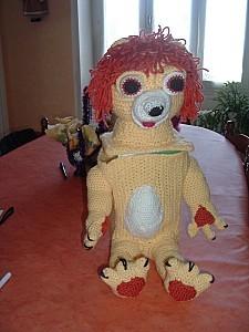 boite à mouchoir lion3