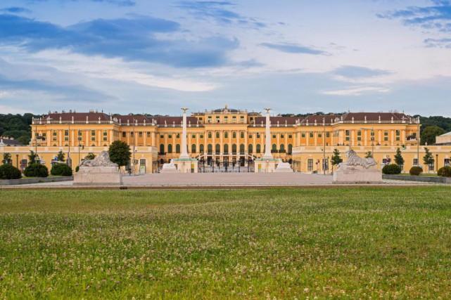 Le château de Schönbrunn, à Vienne, compte 307pièces.... (PhotoAlexander Eugen Koller,fournie par Schloss Schönbrunn Kultur-und Betriebsges.m.b.H.)