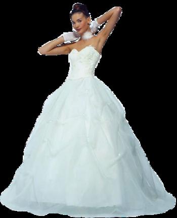 Femmes robe mariée