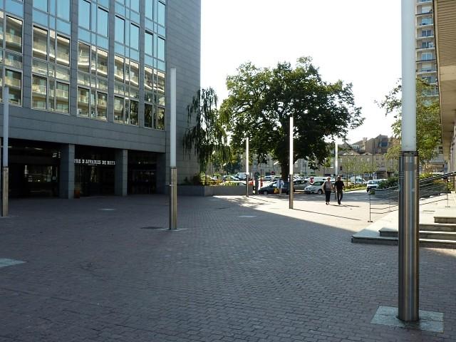Place Coislin 2 Marc de Metz 2011
