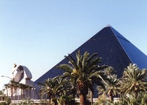 Las Vegas - Hôtel et Casino Louxor