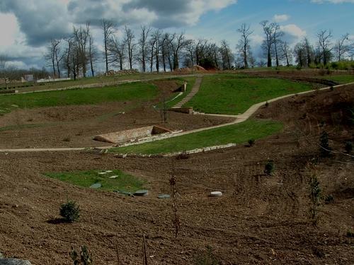 Limousin: le château de la Borie et ses jardins sonores (2/2)
