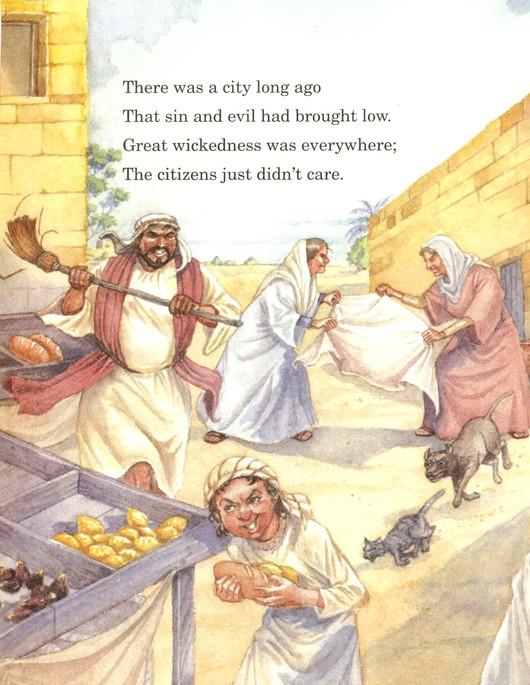 Jonah, The Runaway Prophet