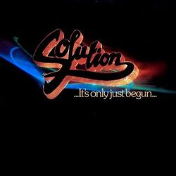 Solution - It's Only Just Begun - Complete LP
