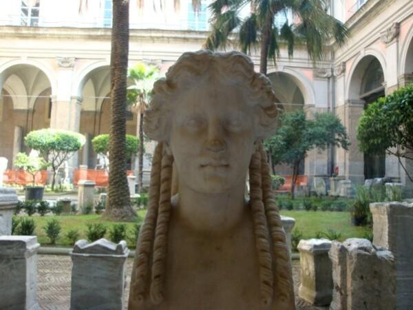 Naples, Musée archéologique