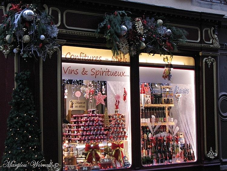 Au temps des marchés de Noël : Colmar