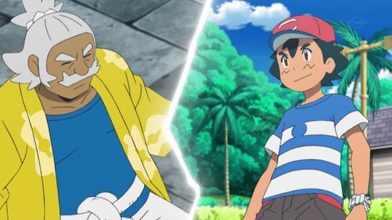 Pokémon Saison 20 : Soleil et Lune épisode 9 en VF (Français) l Streaming