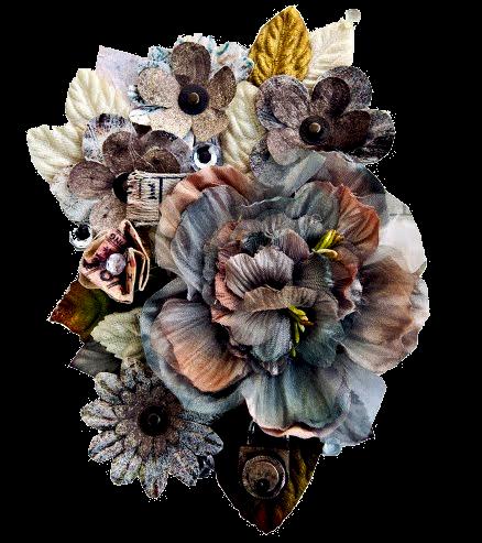 Ornements Floraux Série 24