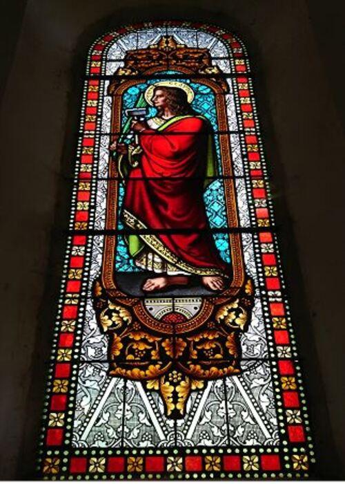 L'église Saint-Claude d'Obtrée