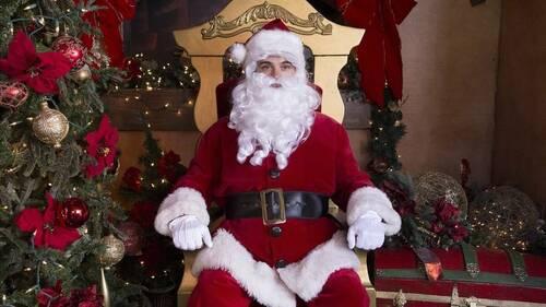 Père Noël prend sa retraite