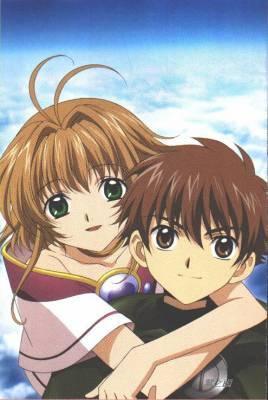 Shaolan & Sakura