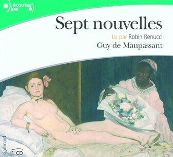 Sept Nouvelles de Guy de Maupassant