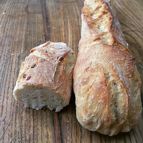 Le pain rassis