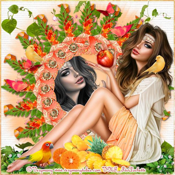 Pomme d'été