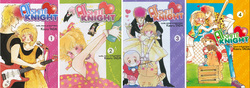 aishite knight manga