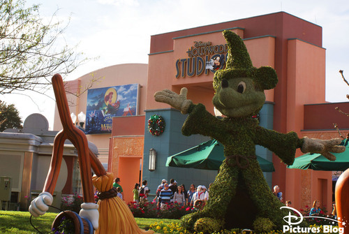 Disney's Hollywood Studios - Animation Courtyard