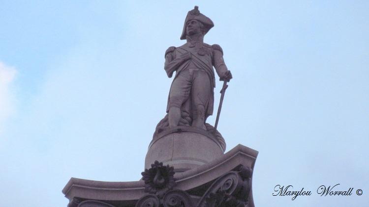 Londres : Trafalgar square