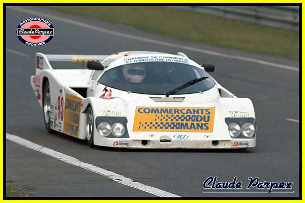 Le Mans 1985 II