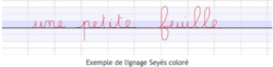 Outils - Ecriture