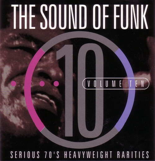 """Various Artists : CD """" The Sound Of Funk 10 """" Goldmine Soul Supply Records GSCD 97 [ UK ]"""