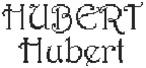 Dictons de la St Hubert + grille prénom !