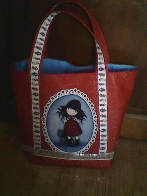 un sac pour le lycée