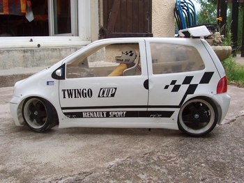 Twingo Yankee 2013 Brushless (261)