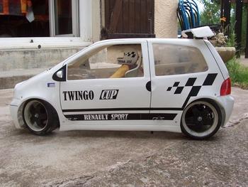 Twingo Yankee 2013 Brushless (261)