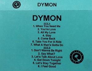 DYMON - DYMON (PROMO 1997)
