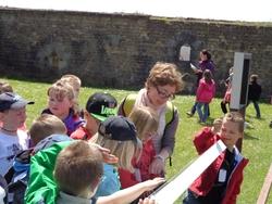 A la découverte du château fort de Sedan (cp-ce1 et ce1-ce2)