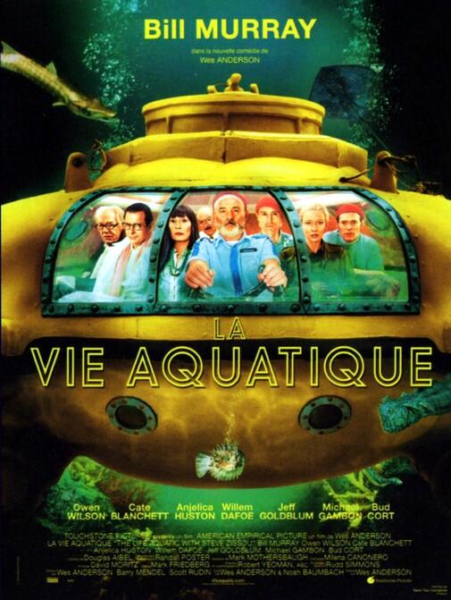 LA VIE AQUATIQUE BOX OFFICE FRANCE 2005