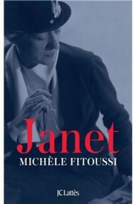 Couverture du livre : Janet