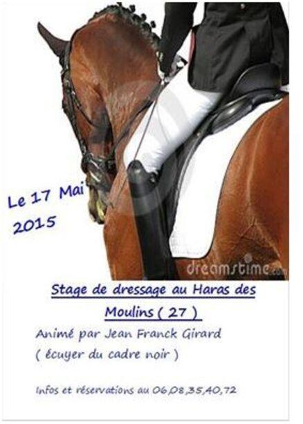 Stage Dressage