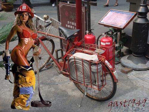 pompier de charmes