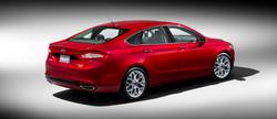 Nouveauté étrangère: Ford Fusion