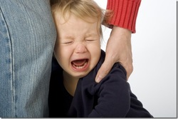 Comme gérér l'anxiété de séparation des jeunes enfants avant le culte